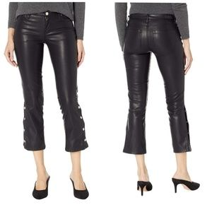 Blank NYC | Varick Vegan Leather Pants